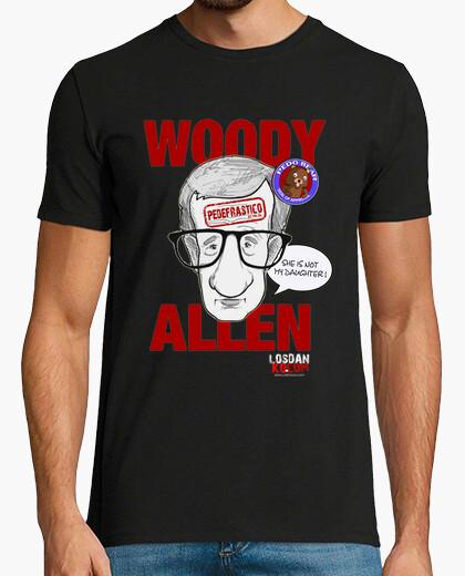 Tee-shirt woody allen