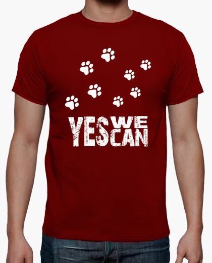 Tee-shirt Yes We Can