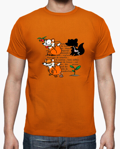 Tee-shirt Zoochorie