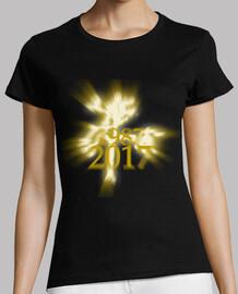 tee shirt anteriore donna / modello inverso 4