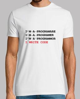tee shirt aussenseiter - mann