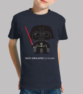 Tee shirt enfant Darth Vader
