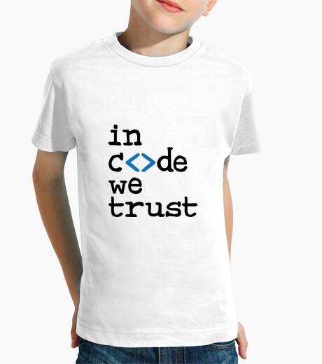 Vêtements enfant Tee shirt enfant Geek