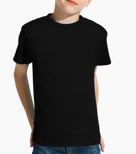 Vêtements enfant Tee shirt enfant, manche courte, noir