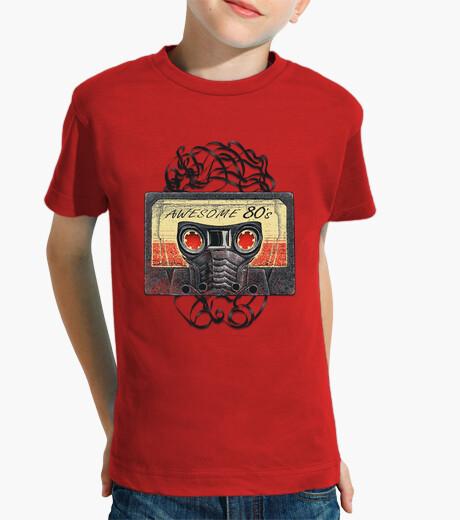 Vêtements enfant Tee shirt enfant, manche courte, rouge