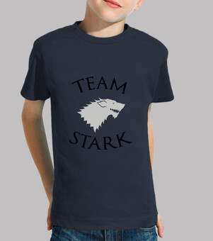 Tee shirt enfant Team Stark  - Game of Thrones