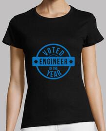 Tee shirt Engineer of the year