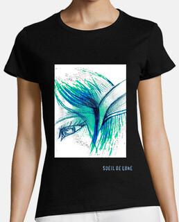 Tee Shirt Femme - Elfe Bleu