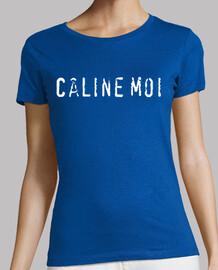 Tee shirt femme, bretelle, noir