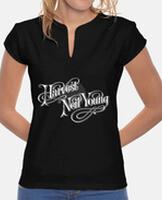 * Nouveau Officiel Neil Young EUROPEAN TOUR Noir T Shirt avec les salles femme L 12