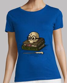 Tee shirt femme, gris obscur, qualité supérieure