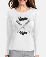 Tee shirt femme, manche longue