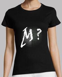Tee shirt femme, noir, qualité supérieure