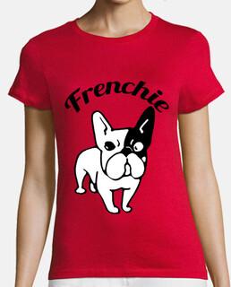 Tee shirt French bull-dog Frenchie