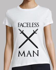 Tee shirt Game of Thrones : Faceless Man