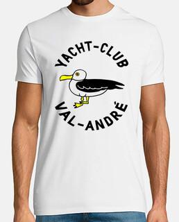 Tee shirt goéland yacht-club