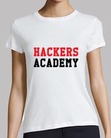 Tee shirt Hackers Academy
