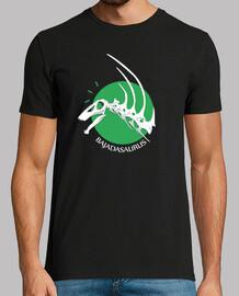 Tee Shirt Homme - Badja Vert
