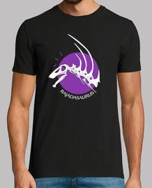 Tee Shirt Homme - Badja Violet