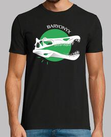Tee Shirt Homme - Baryo Vert