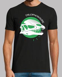 Tee Shirt Homme - Dylo Vert