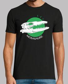Tee Shirt Homme - Mosa Vert