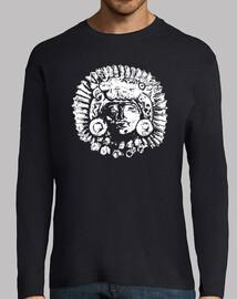 Tee shirt homme, bleu marine