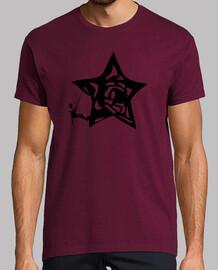 Tee shirt homme, Bordeaux, qualité supérieure