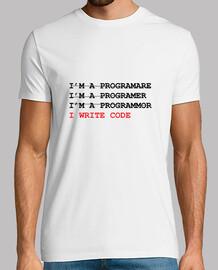 Tee shirt homme Geek