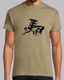 Tee shirt homme, Kaki, qualité supérieure