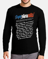 Tee shirt homme, manches longues