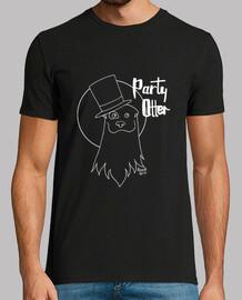 Tee shirt homme, noir, qualité supérieure