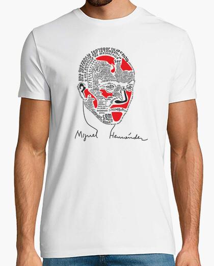 Tee-shirt Tee shirt homme, style rétro, blanc et lilas