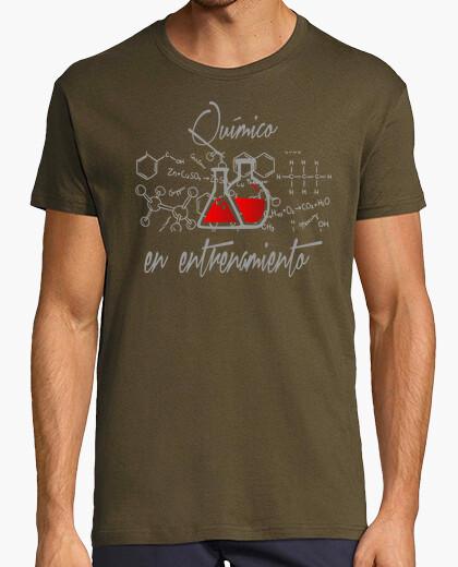Tee-shirt Tee shirt homme, vert militaire, qualité supérieure