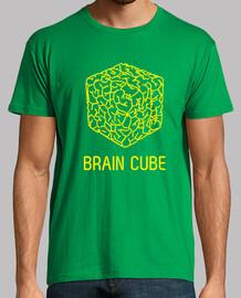 Tee shirt homme, vert prairie, qualité supérieure