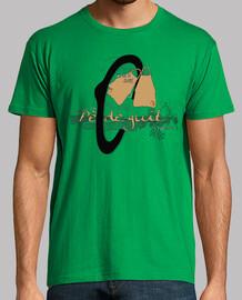 Tee shirt Pè de guit,(pied de canard) Pour ceux qui pratiquent le body surf