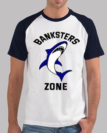 Tee Shirt requin banksters