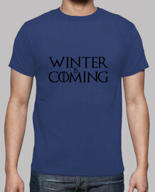 Tee shirt Winter is coming - Game of Thrones
