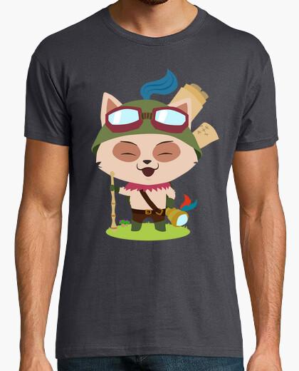 T-shirt teemo uomo