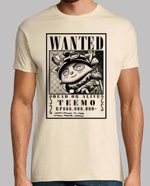 Teemo Wanted