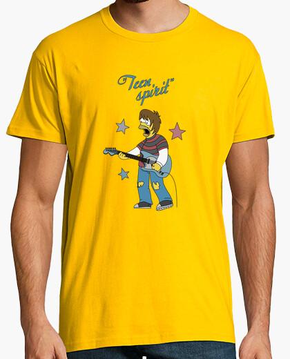 Tee-shirt teen spirit!