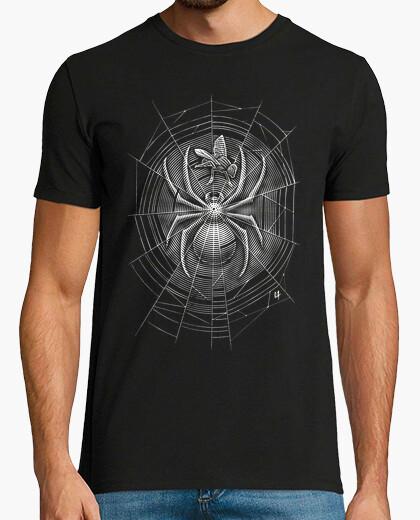 Camiseta tela de araña