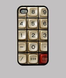 téléphone clavier
