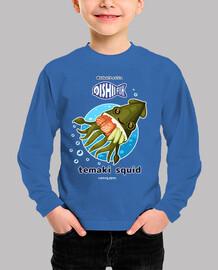 Temaki Squid