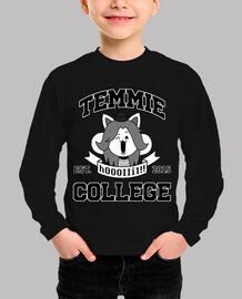 temmie college