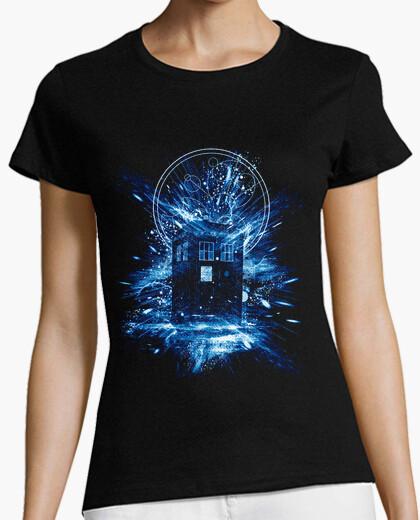 Tee-shirt Tempête Bleue