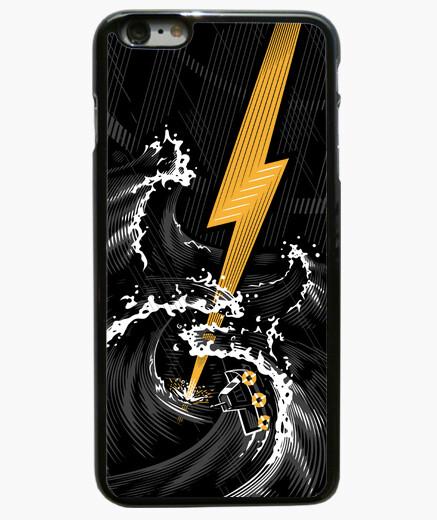 Coque Iphone 6 Plus / 6S Plus Tempête de Guitare Électrique