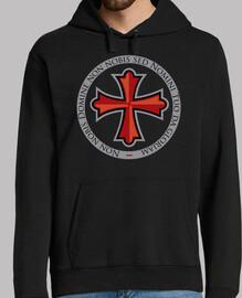 Templar Cross Non Nobis