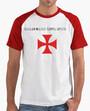 templarios( camiseta beisbol)