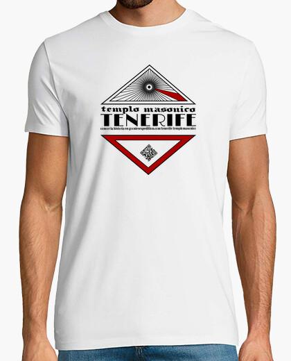 Camiseta Templo masónico